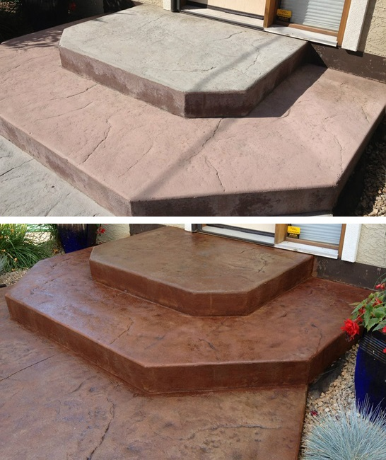 12 pinnacle concrete solutions before after