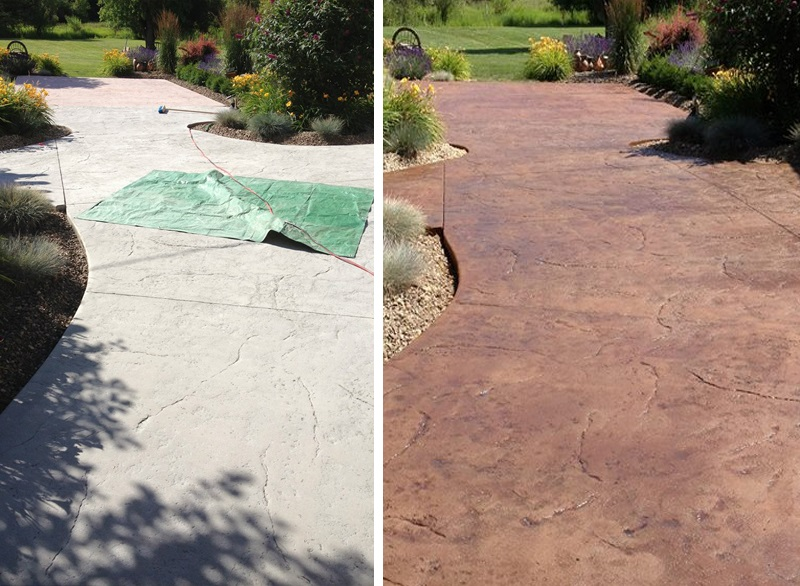 13 pinnacle concrete solutions before after.