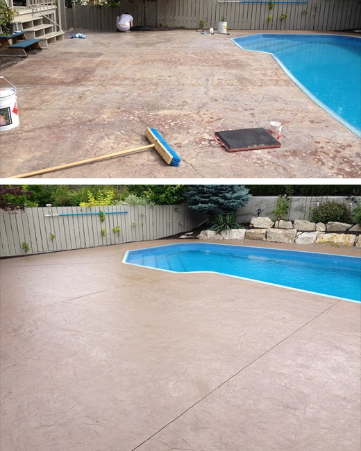 24 pinnacle concrete solutions before after