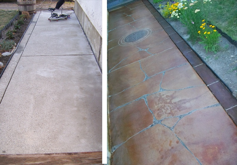 32 pinnacle concrete solutions before after