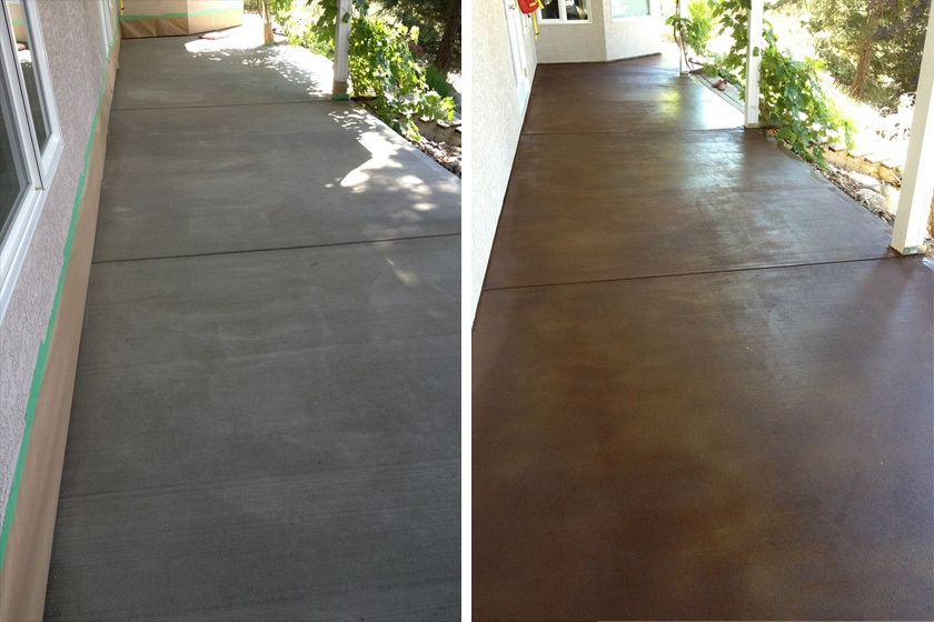 35 pinnacle concrete solutions before after