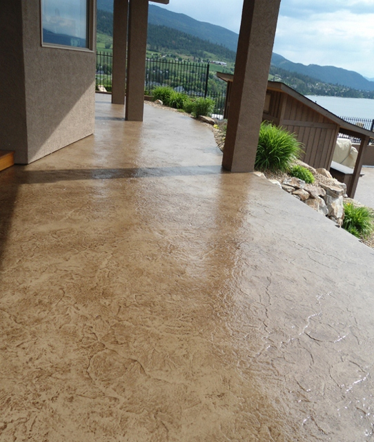 37 pinnacle concrete stamped restoration