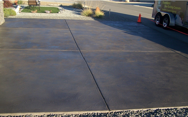 41 pinnacle concrete trowel overlay