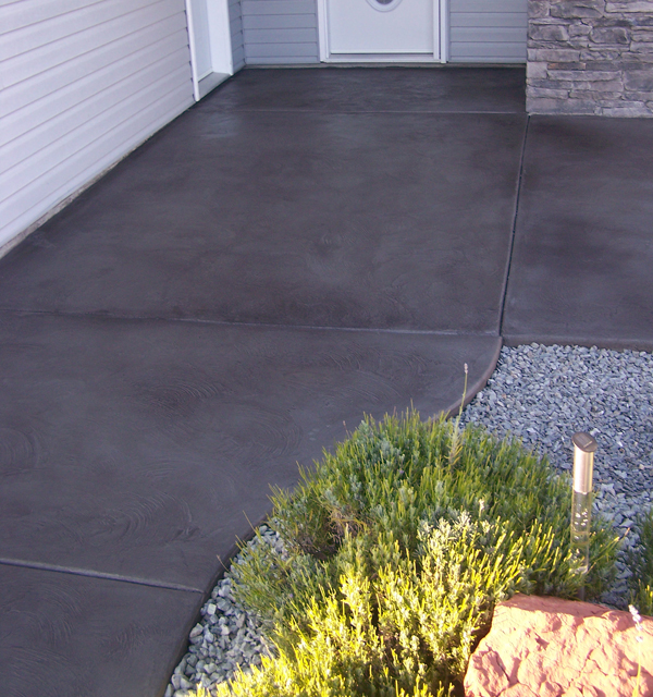 42 pinnacle concrete trowel overlay