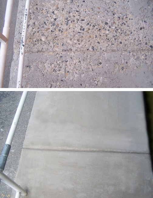 45 pinnacle concrete solutions before after