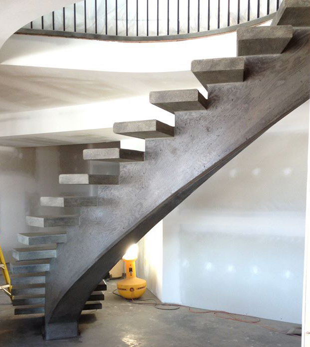 pinnacle concrete solutions stairs 3