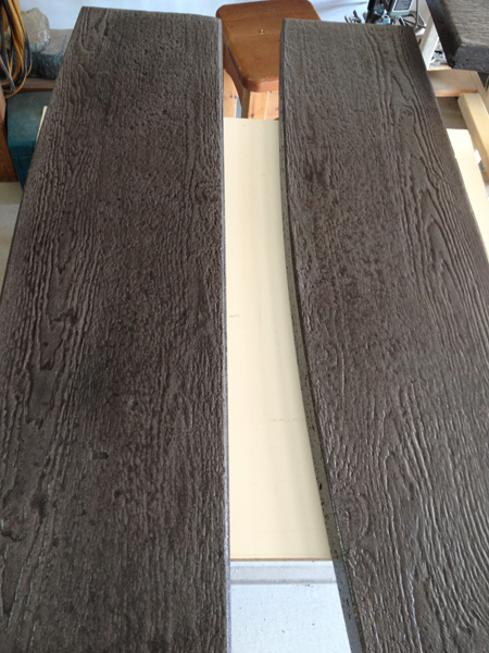 pinnacle concrete wood plank treads 3